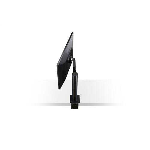 LG - 27'' UltraFine UHD IPS USB-C HDR Monitor with Ergo Stand