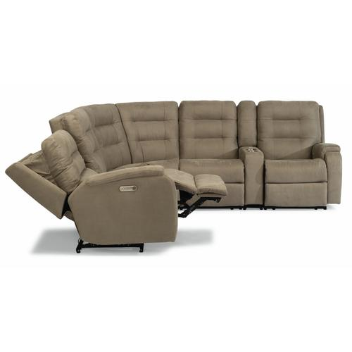 Gallery - Arlo Power Reclining Sectional with Power Headrests and Lumbar