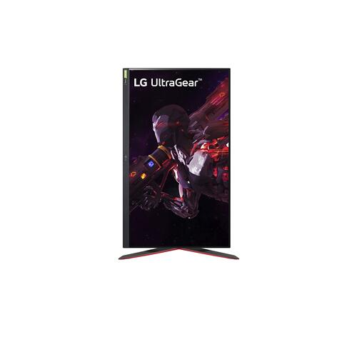 LG - 32'' UltraGear QHD Nano IPS 1ms 165Hz HDR Monitor with G-SYNC® Compatibility