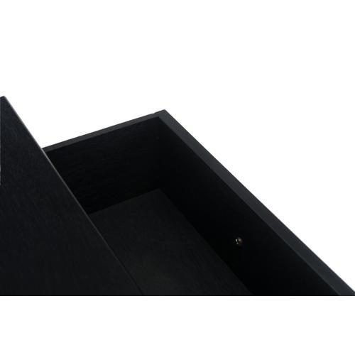 Safavieh - Allura 2 Drawer Console Table - Black