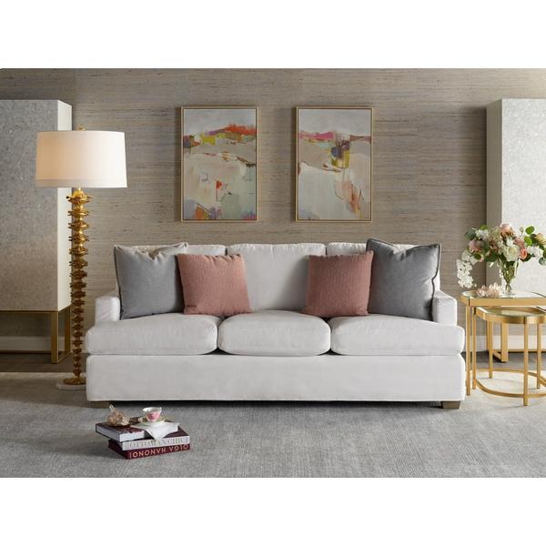 See Details - Malibu Slipcover Sofa - Special Order