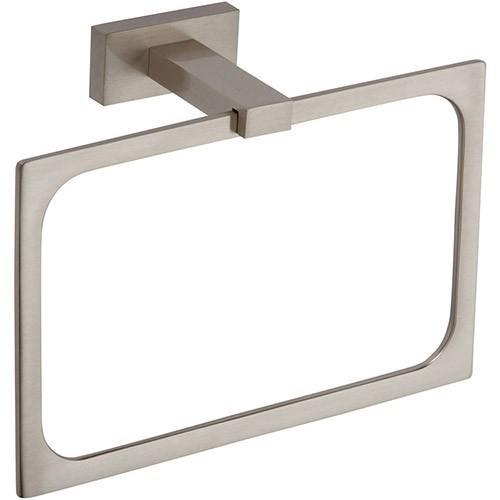 Atlas Homewares - Axel Bath Towel Ring - Brushed Nickel