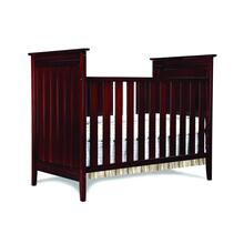 Melody 3-in-1 Crib - Black Cherry Espresso (607)