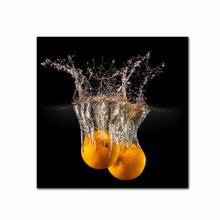See Details - Oranges In Water Fine Wall Art