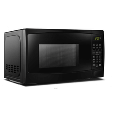 Danby 0.9 cuft Black Microwave