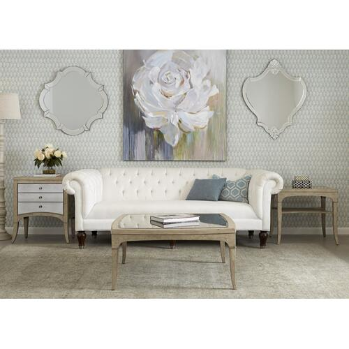 Bassett Mirror Company - Marguerite End Table