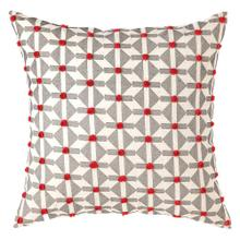 See Details - Retired Xavier Pillow, NATURAL, 22X22
