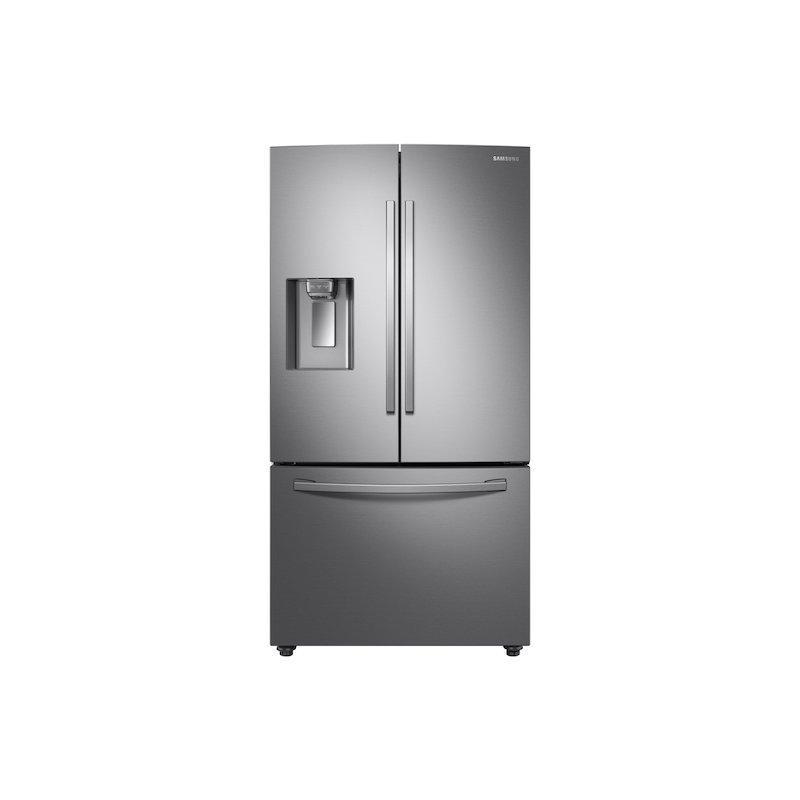 23 cu. ft. 3-Door French Door, Counter Depth Refrigerator with CoolSelect Pantry™ in Stainless Steel