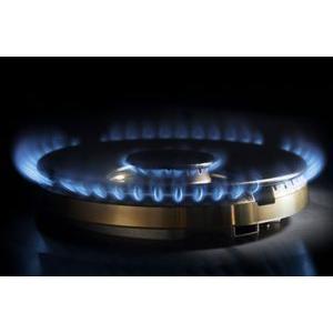 "JennAir - Custom 15"" Single-Burner Gas Cooktop with Wok Ring"