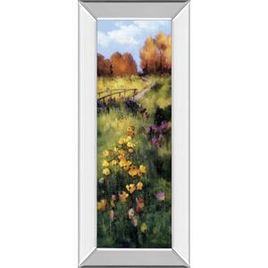 """The Bridge"" By Andrew Birlington Mirror Framed Print Wall Art"
