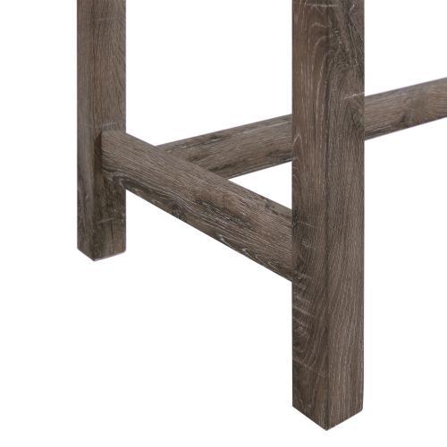 Oak Lawn Multipurpose Bar Table Set in Grey