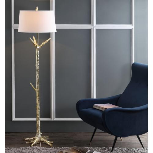 Thornton Floor Lamp - Gold
