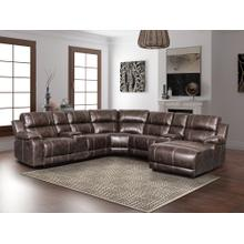 See Details - VPX2212-Badlands Chocolate (Sectional)