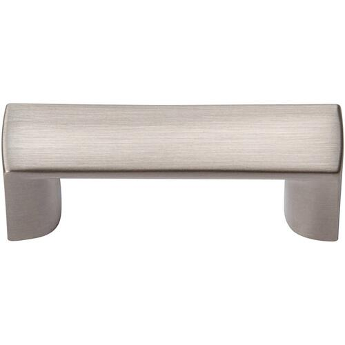Tableau Squared Pull 1 7/16 Inch (c-c) - Brushed Nickel
