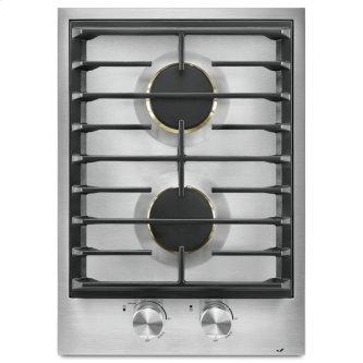 "15"" 2-Burner Gas Cooktop"
