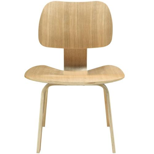 Fathom Dining Wood Side Chair in Natural