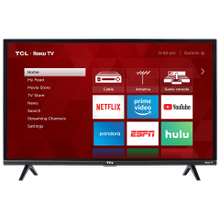 "TCL 32"" Class 3-Series FHD LED Roku Smart TV - 32S327"