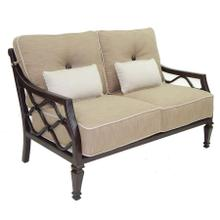 View Product - Villa Bianca Cushioned Loveseat
