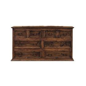 "65"" Dresser 8-Drawers Medio Finish"