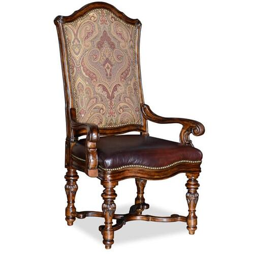 Valencia Arm Chair (Sold As Set of 2)