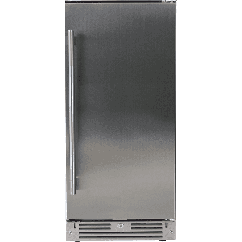 XO Appliance - 15in Beverage Center Solid SS RH