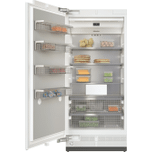 MieleF 2911 Vi - MasterCool(TM) freezer For high-end design and technology on a large scale.