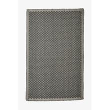 "Grano Sculpted Rug 27 1/2"" x 55"" in Gray"