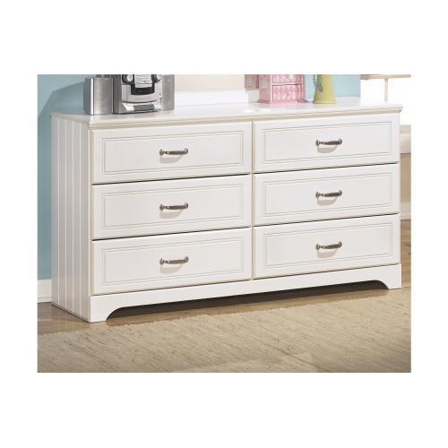 Lulu Dresser White