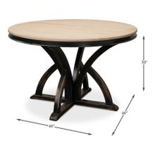 See Details - Sincerity Table, Black