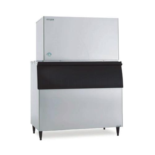 KM-1601SAJ3, Crescent Cuber Icemaker, Air-cooled, 3 Phase