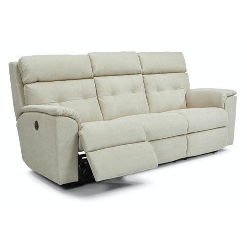 Flexsteel - Mason Power Reclining Sofa