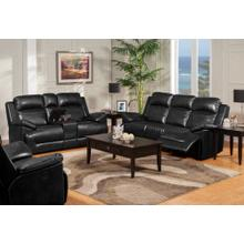Power Recliner Glider Console Loveseat