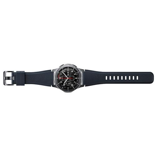 Gallery - Silicone Band for Galaxy Watch 46mm & Gear S3, Black