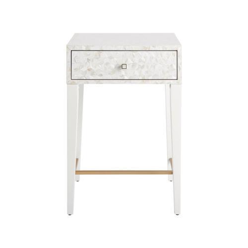 Universal Furniture - Love Joy Bliss Bedside Table