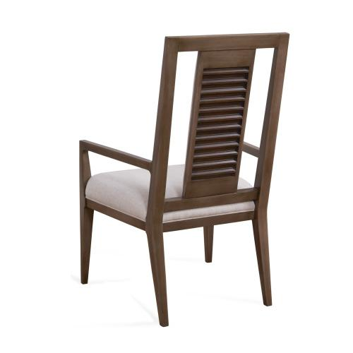 Pinnacles Dining Arm Chair