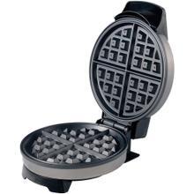 "See Details - 7"" Nonstick Belgian Waffle Maker"