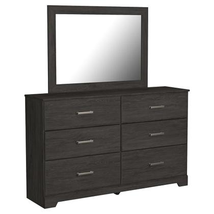 See Details - Belachime Dresser and Mirror