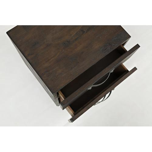 Sumatra Modern End Table