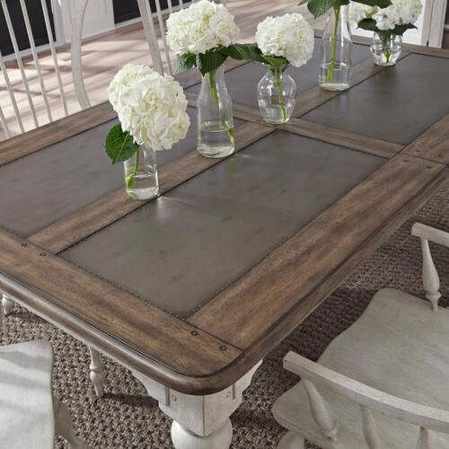 Glendale Estates Extendable Dining Table