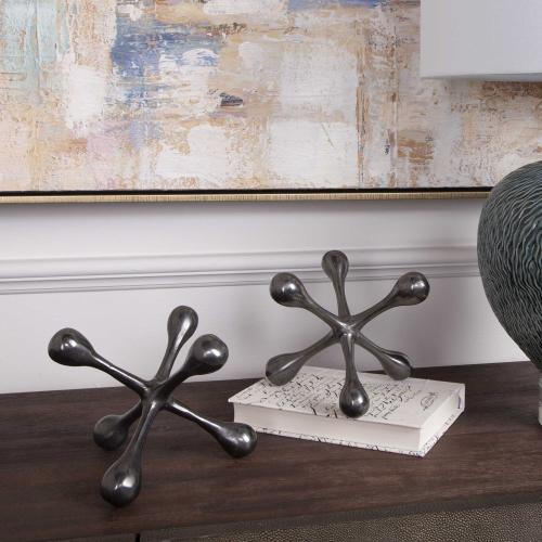 Harlan Objects Black Nickel, S/2