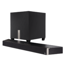 View Product - Ultra-Compact Sound Bar with Dolby ATMOS and HEOS Music Streaming
