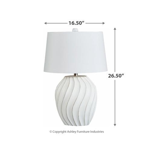 Signature Design By Ashley - Hidago Table Lamp