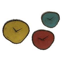 See Details - Morgan Wall Clocks - Set of 3