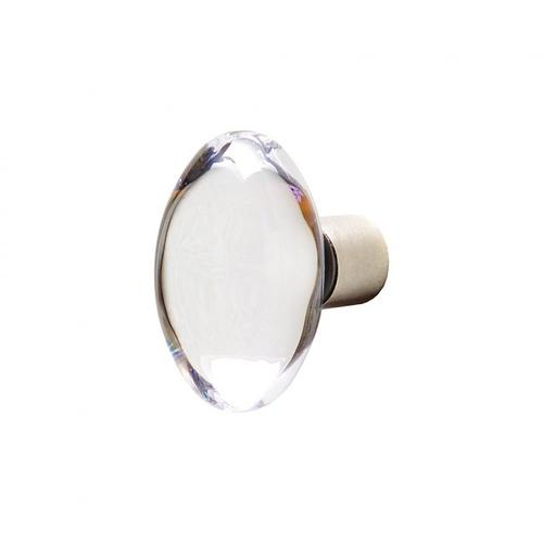 Rocky Mountain Hardware - Oval Crystal Knob - CK150 Silicon Bronze Brushed