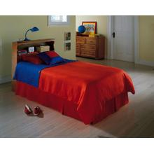 See Details - Barrister Headboard - TWIN
