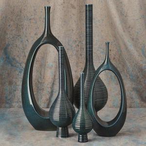 Japan Vase-Ink-Med