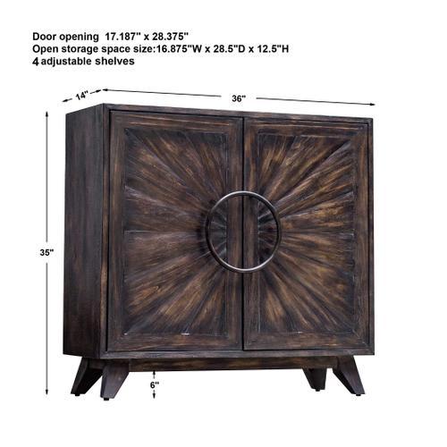 Uttermost - Kohana 2 Door Cabinet