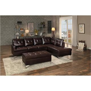 Barrington Brown Sectional