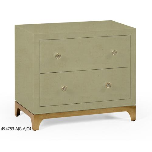 Alexander Julian low chest (Lichen/Gold)