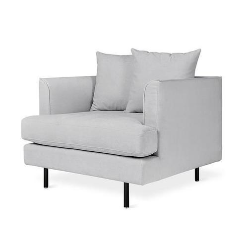 Margot Chair Velvet London / Black
